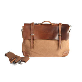 "Tasche ""Oxford"" Mocha Brown"