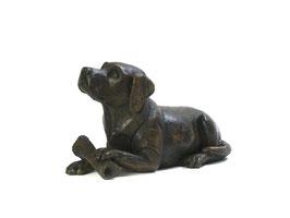 """PET016 Labrador mit Knochen *AUSLAUFMODELL"""""""
