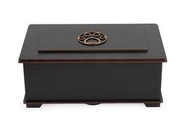 EE007 Haustierurne aus HDF-Karton (gepresstes Holz)