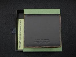 PREMIUM Connolly / Togo Leather  (Black / Tan)