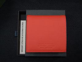 PREMIUM Connolly / Togo Leather (Red / Black)