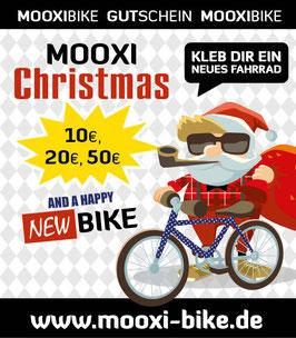 Gutschein MOOXI Christmas