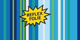 Reflex Panel Streifen Blau
