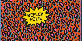 Reflex Panel Leopard Neon Orange Pink