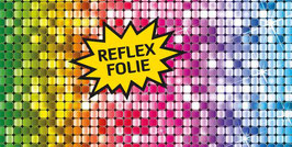 Reflex Panel Rainbow Glamour Disco