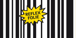 Reflex Panel Streifen Black & White