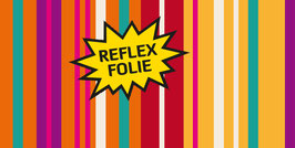 Reflex Panel Streifen Orange