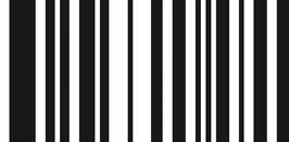 Reflex Panel Streifen Schwarz