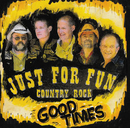 "CD Just for Fun ""GOOD TIMES"""
