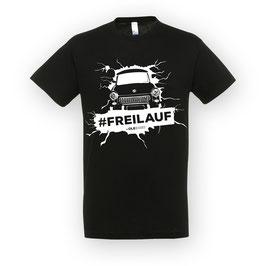 """Shirt """"#FREILAUF"""""""