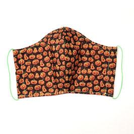le Masque - Halloween Citrouille