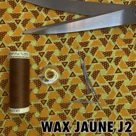 le Masque - WAX JAUNE