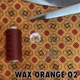 le Masque - WAX ORANGE