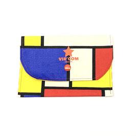 Mini Pochette / Mondrian
