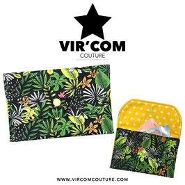 Mini Pochette / Jungle