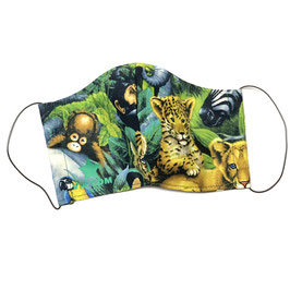 le Masque - BEBES ANIMAUX FORET