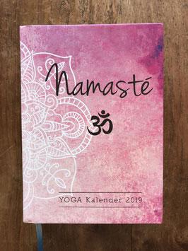 Yoga Kalender 2019