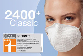 Moldex Maske 2400 FFP2 NR D