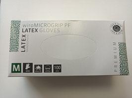 Latex - Einweg - Handschuhe