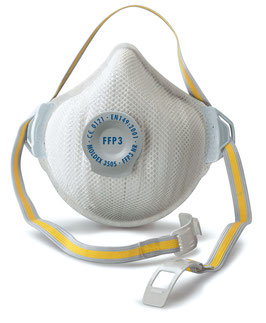 Moldex Maske 3505 FFP3 NR