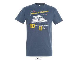 T-Shirt Rallye Monts et Coteaux*