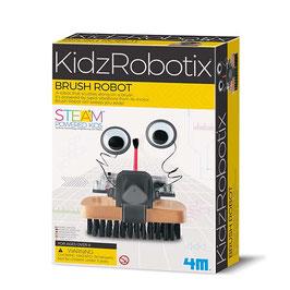 Arma tu robot cepillo