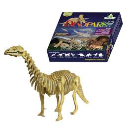 Rompecabezas 3d brontosaurus de madera
