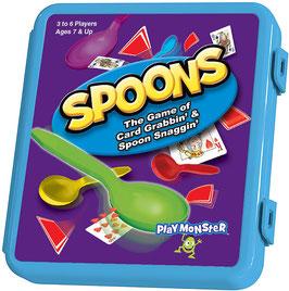 Spoons juego de cartas