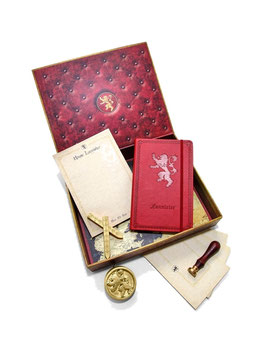 Game of Thrones Lannister set de escritorio