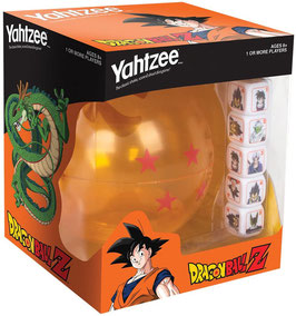 YAHTZEE DRAGON BALL Z