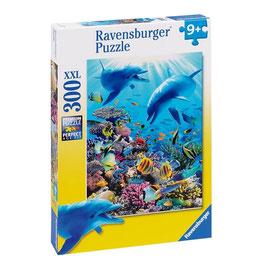 Rompecabezas 300 piezas Aventura debajo del agua