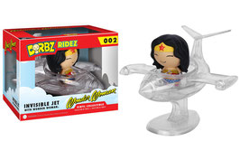 Funko Dorbz Wonder Woman Invisible Jet Dc Comics Mujer Maravilla