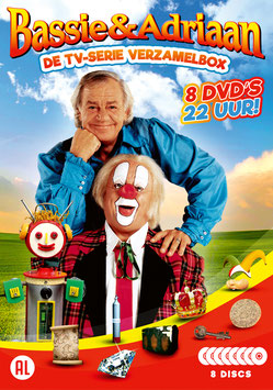 8 DVD - TV SERIE BOX