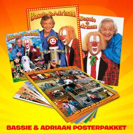 Bassie & Adriaan Posterpakket