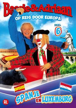 Op reis door Europa - deel 6 'Spanje en Luxemburg'
