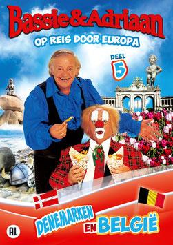 Op reis door Europa - deel 5 'Denemarken en België'