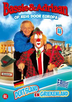 Op reis door Europa - deel 4 'Duitsland en Griekenland'