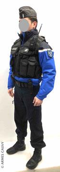 Gendarme hiver 2020 + veste patrouille