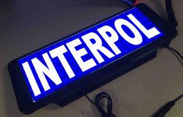 Pare-soleil Interpol