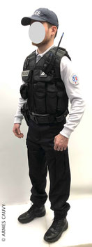 Police été 2020 + gilet patrouille