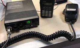 Radio voiture Police