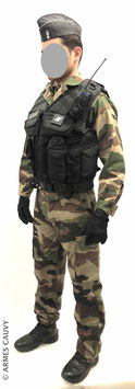 Gendarme battue 2020 + gilet patrouille
