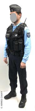 Gendarme été 2020 + gilet patrouille