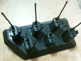 Rack base + 6 Talkies
