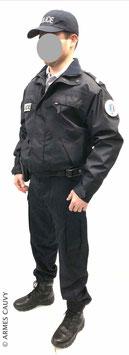 Police hiver 2020
