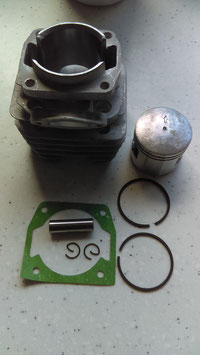 cylindre piston pour tronçonneuse 52cc PROMO