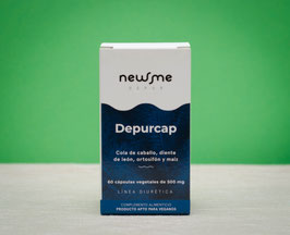 Depurcap Herbora - 60 cápsulas