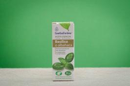 Aceite esencial basílico o albahaca