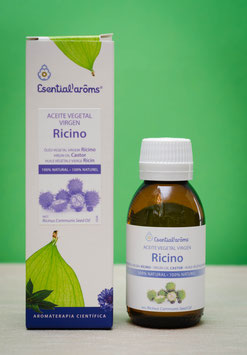 Aceite vegetal de ricino Esential' Arôms - 100ml