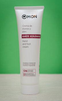 Crema de manos y pies MON - 100ml